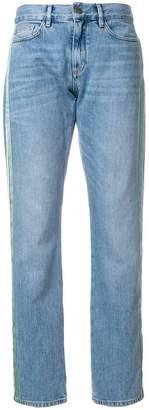 Victoria Beckham Victoria side stripe jeans
