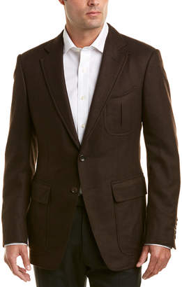 Tom Ford Silk & Cashmere-Blend Blazer