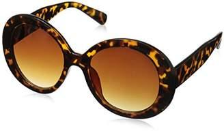 A.J. Morgan Women's 62 Round Sunglasses $24 thestylecure.com