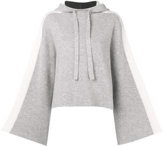 Zoe Jordan Alfaro knit hoodie