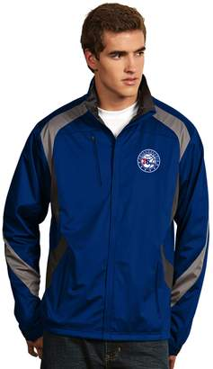 Antigua Men's Philadelphia 76ers Tempest Jacket