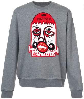 Haculla No Brainer crewneck sweatshirt