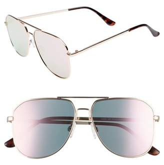 Leith 54mm Aviator Sunglasses