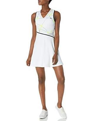 Lacoste Women's Sport Printed Tennis Performance Dress