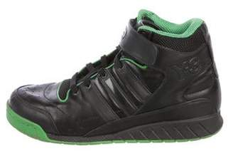 84f092088 Y-3 Leather Shoes For Men - ShopStyle Canada