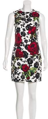 Dolce & Gabbana Sleeveless Sheath Dress w/ Tags