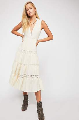 DAY Birger et Mikkelsen Spell And The Gypsy Collective Doe Eyed Midi Dress