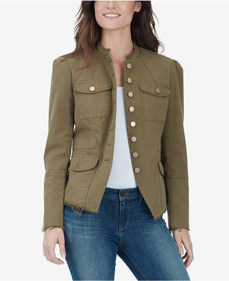 William Rast Bragg Utility Jacket