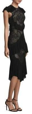 Alice McCall Sweet Emotions Ruffle Dress