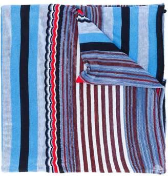 Missoni Sciarpa striped scarf