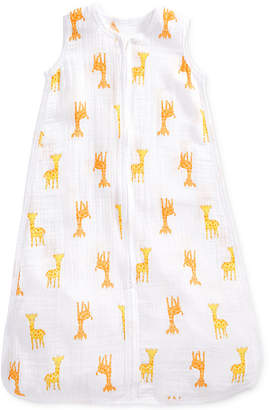 Aden Anais aden by aden + anais Giraffe-Print Cotton Sleeping Bag, Baby Boys & Girls