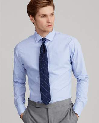 Ralph Lauren Slim Fit Gingham Poplin Shirt