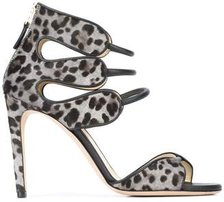 Chloé Gosselin Larkspur sandals