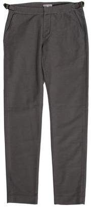 Michael Bastian Flat Front Straight-Leg Pants w/ Tags