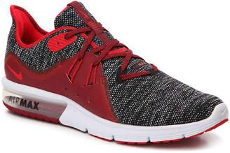 Nike Sequent 3 Performance Running Shoe - Men's