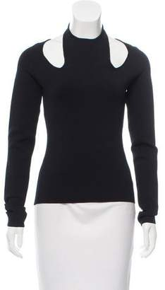 Dion Lee Long Sleeve Cut Out Top w/ Tags