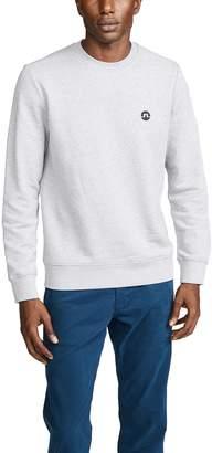J. Lindeberg Throw Ring Loop Sweatshirt