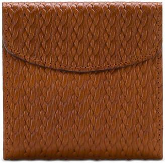 Patricia Nash Woven Leather Reiti Wallet