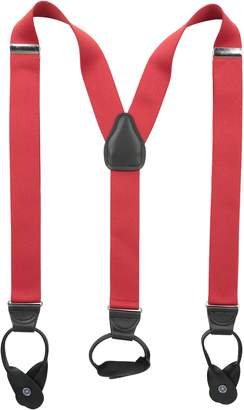 Stacy Adams Men's Button On Suspenders