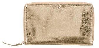 Kate SpadeKate Spade New York Metallic Leather Wallet