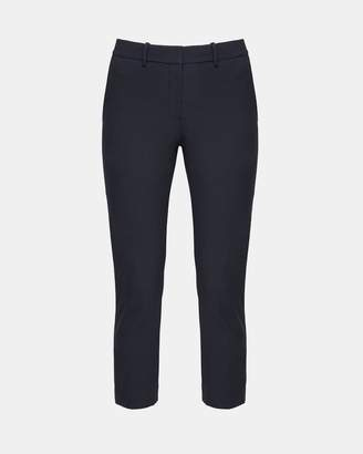 Theory Classic Slim Crop Pant