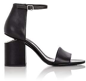 Alexander Wang Women's Abby Suede Sandals-Black