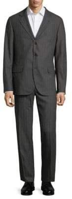 Brunello Cucinelli Stripe Suit
