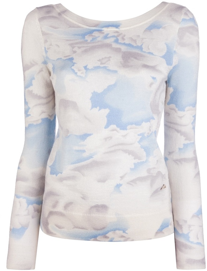 Kenzo 'Day Cloud' sweater