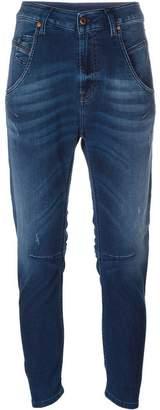 Diesel drop-crotch skinny jeans