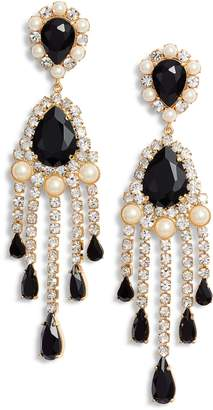 Kate Spade Fringe Drop Earrings