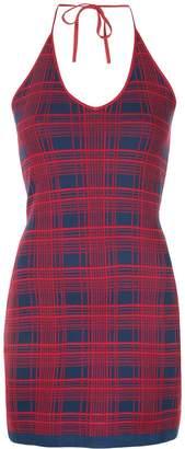 Nagnata Vena halter dress