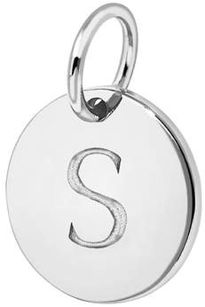 Missoma S Sterling Silver Charm
