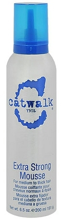 Tigi Catwalk Strong Mousse