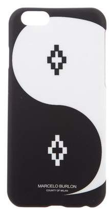 Marcelo Burlon County of Milan iPhone 6 Case w/ Tags