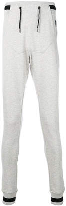 Frankie Morello loose track trousers