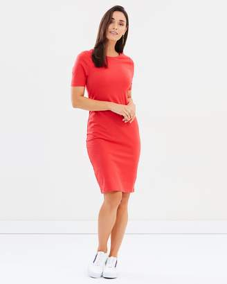 Dorothy Perkins Rouche Dress