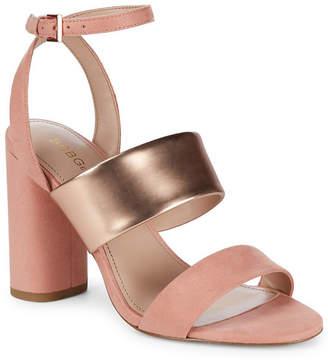 BCBGeneration Farryn Micro Block Heel Sandal