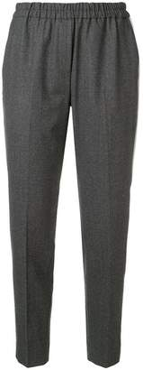 Antonelli side stripe trousers