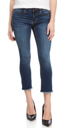 Vigoss Stevie Cropped Straight Leg Jeans
