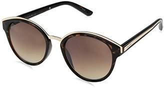 Elie Tahari Women's Th703 Tsgld Round Sunglasses