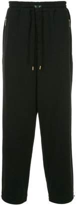 Kolor zip pocket track trousers