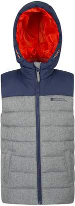 Warehouse Mountain Rocko Kids Padded Gilet - Childrens Body Warmer