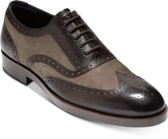 Cole Haan Men's Henry Grand Wingtip Oxfords Men's Shoes
