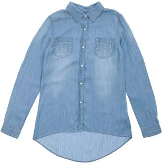 Gaialuna Denim shirts - Item 42623114XS