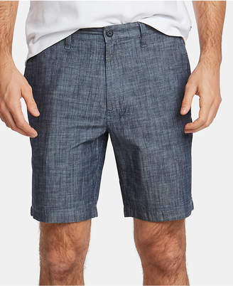 "Nautica Men Big & Tall 8"" Chambray Shorts"