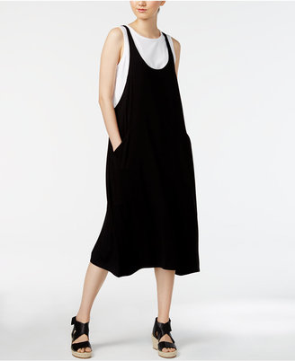 Eileen Fisher Jumper Dress $218 thestylecure.com