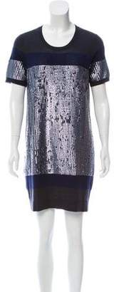 3.1 Phillip Lim Sequin Knit Dress