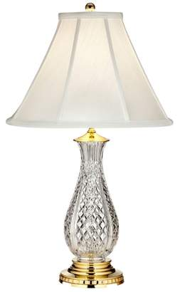 Waterford Ashbrooke Crystal Table Lamp