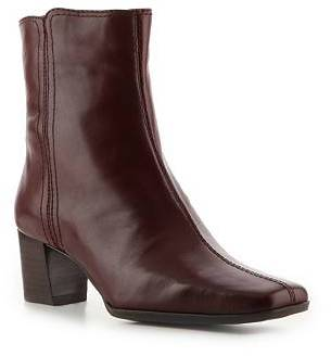 Nine West Solset Leather Bootie