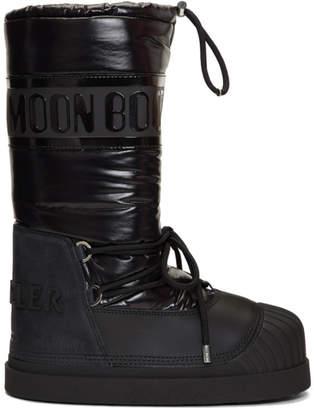 Moncler Black Venus Moon Boots